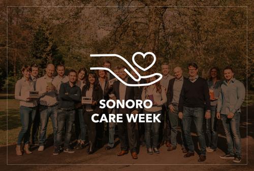 sonoro startet neue Initiative: WeCARE – Aus Liebe zum Kunden