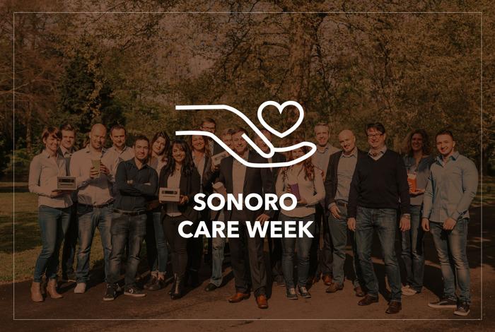 Preview: sonoro startet neue Initiative: WeCARE – Aus Liebe zum Kunden