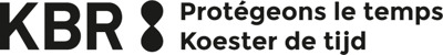 KBR perskamer Logo
