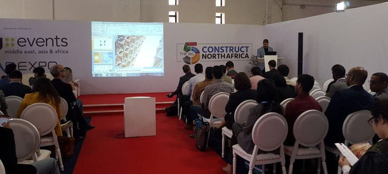 The Big 5 Construct North Africa 2017