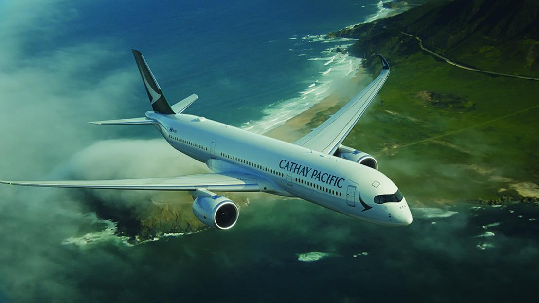 國泰航空和布魯塞爾航空 聯手為乘客提供更多航點選擇及禮遇