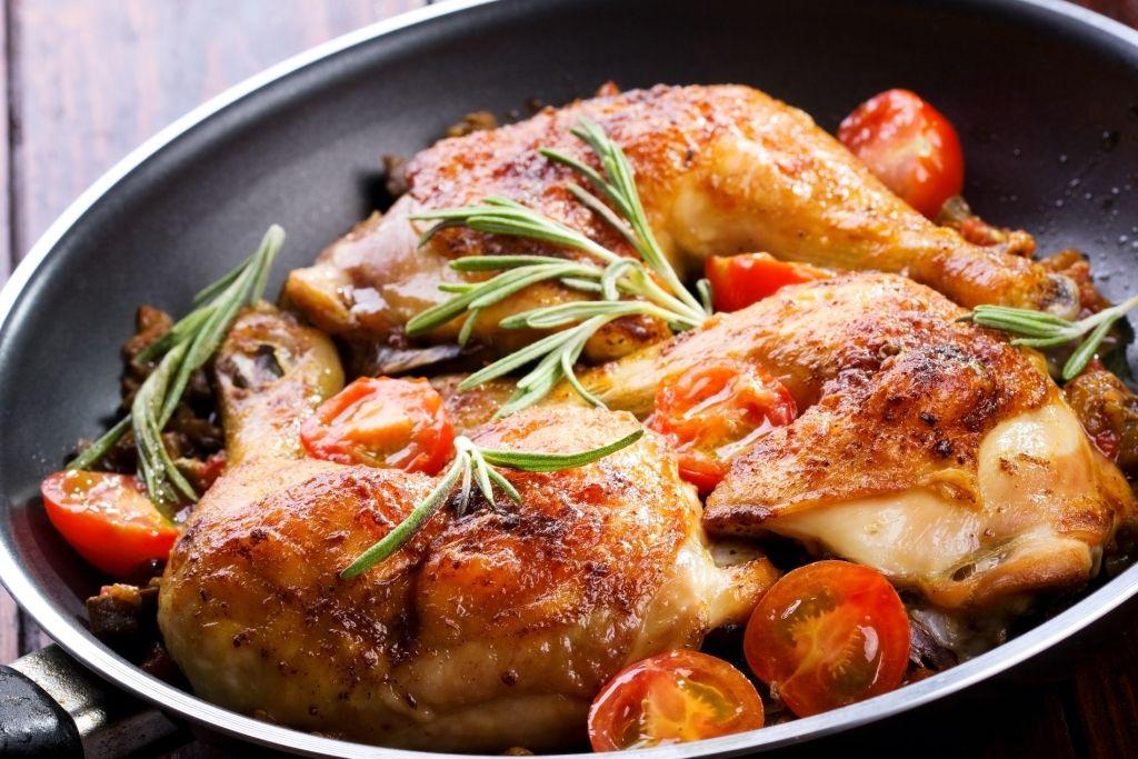 Pollo mediterraneo