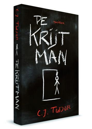 Preview: 'De Krijtman' van C.J. Tudor, een creepy en claustrofobisch thrillerdebuut