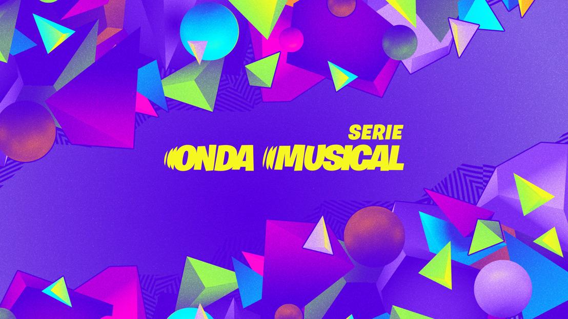 Fortnite presenta la Serie Onda Musical: una serie de espectáculos musicales in-game