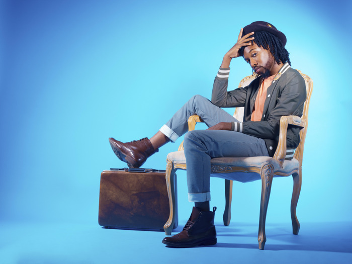 Preview: Keeyen Martin Celebrates Love with New Visual Mashup