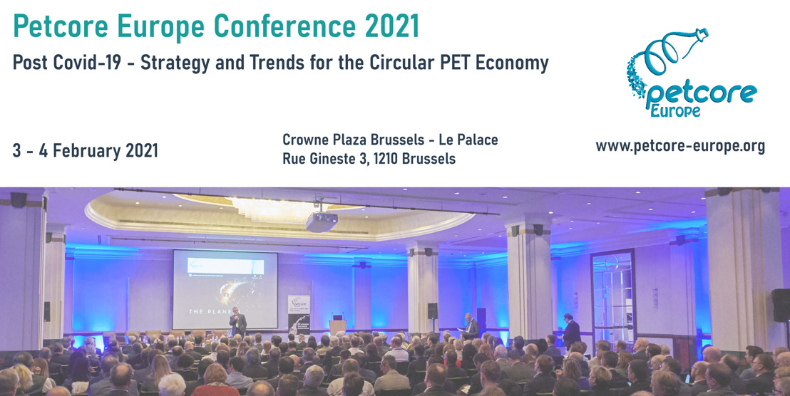 SAVE THE DATE & REGISTER NOW for the Petcore Europe Conference 2021