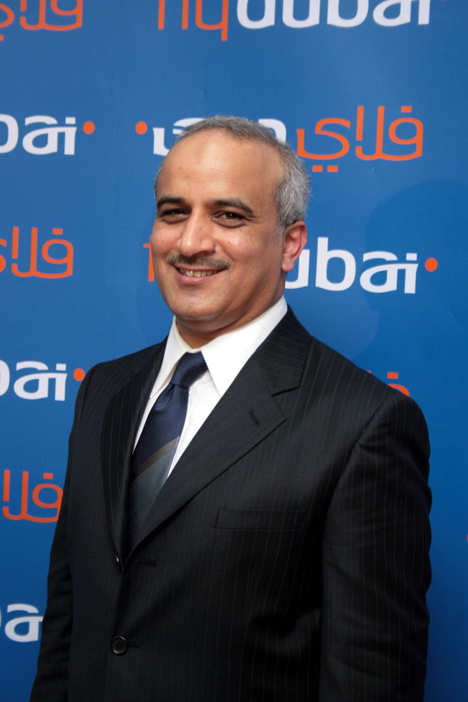 Ghaith Al Ghaith, CEO of flydubai