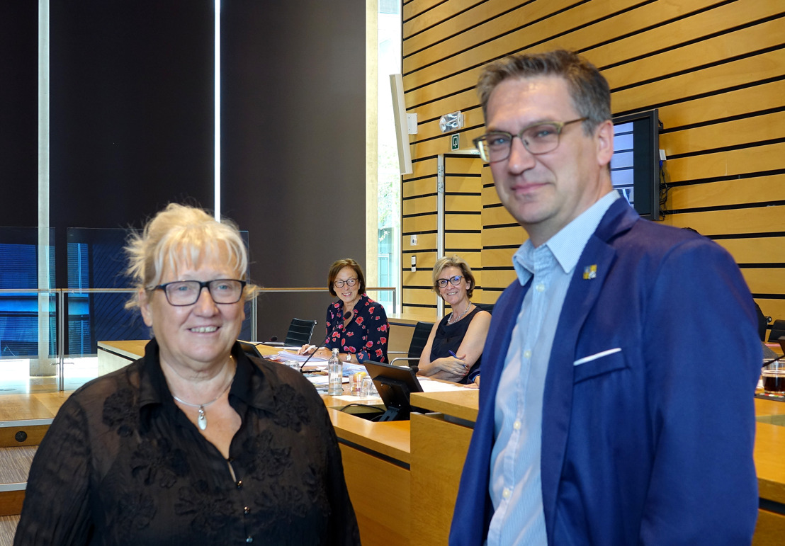 Bertrand Demiddeleer legt eed af in provincieraad