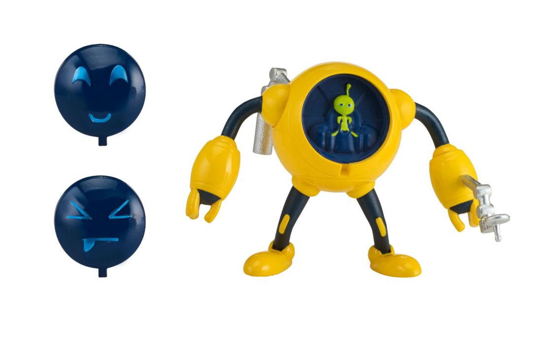 Caramba - Figuras de Acción de Zak Storm de 3 pulgadas