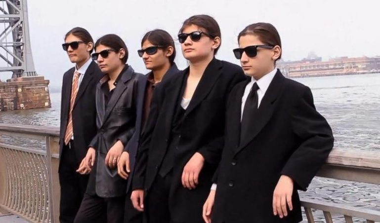 The Wolfpack - (c) Magnolia Pictures