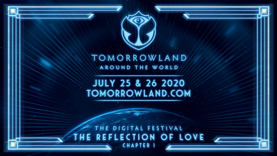 Tomorrowland présente Tomorrowland Around The World, The Digital Festival