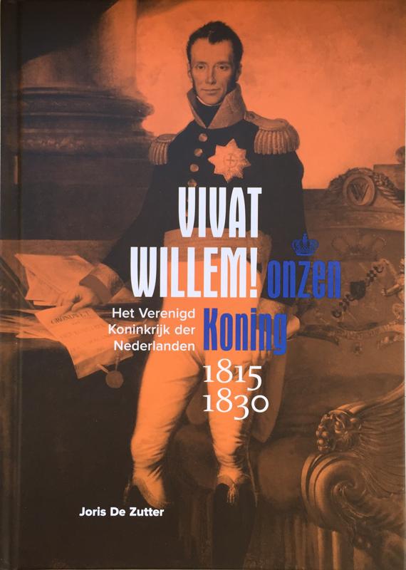 boek cover Vivat Willem