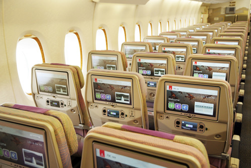 Emirates wins 13th consecutive World's Best Inflight Entertainment award at Skytrax World Airline Awards 2017