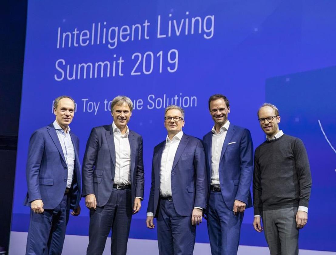 Smart Home: intelligente oplossingen met een échte toegevoegde waarde