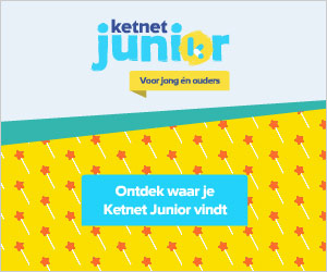 Ketnet Junior - Banner