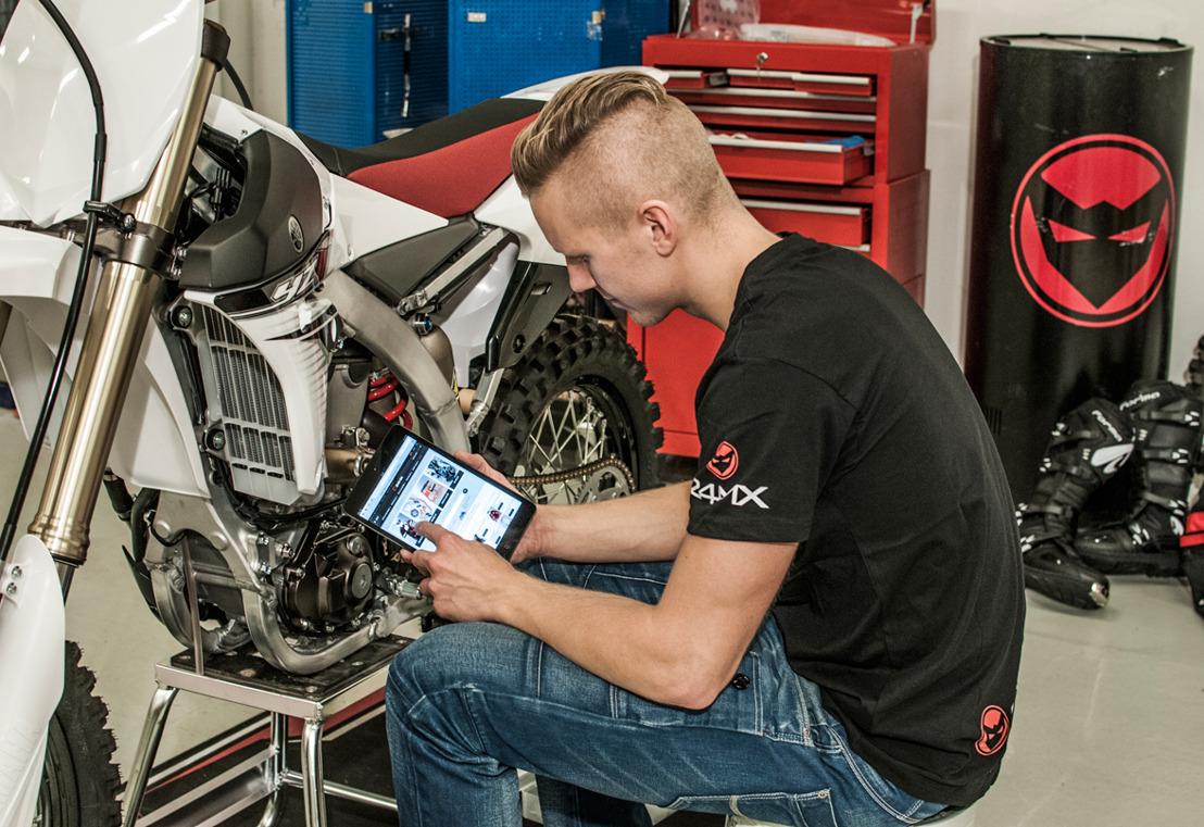 Pierce AB lanserar 24MX och XLmoto i Danmark.