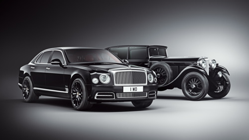 BENTLEY AT THE GENEVA INTERNATIONAL MOTOR SHOW