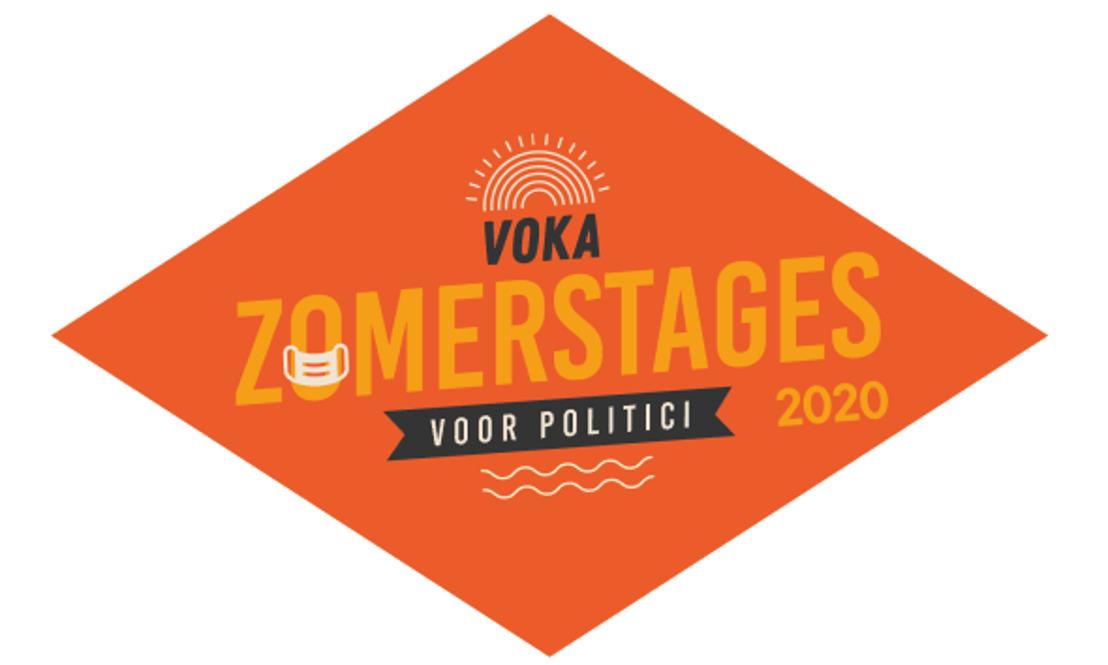 Ministers Nathalie Muylle en Hilde Crevits trappen vandaag Voka Zomerstages af