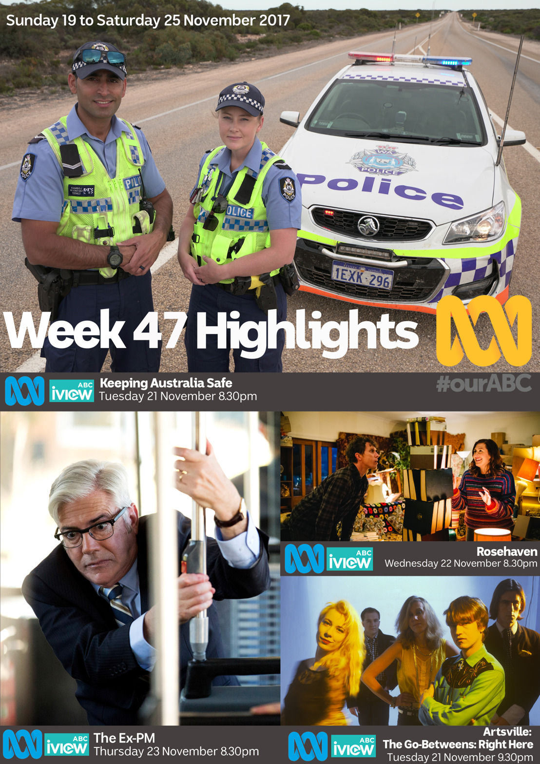 ABC Program Highlights - Week 47