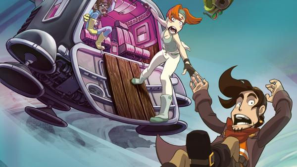 Preview: Die Deponia-Serie startet auf PlayStation 4, Xbox One und Nintendo Switch durch