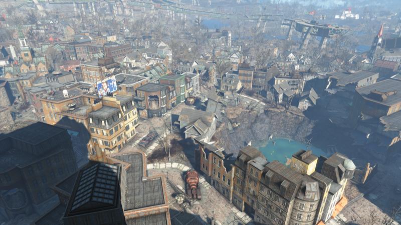 Fallout 4 Pitch HBAO+ Update 2