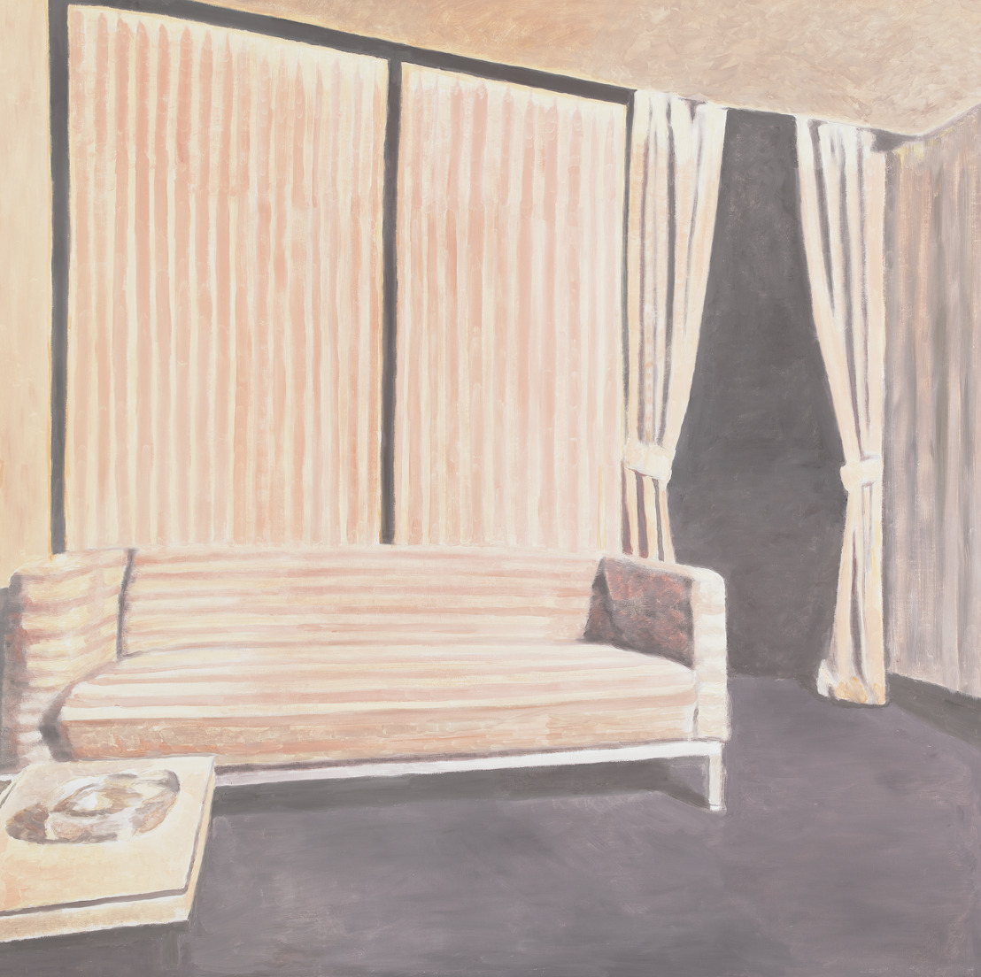The 7th Biennial of Painting focuses on the Inner Spaces