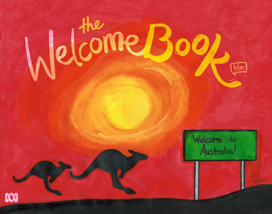 The BTN Welcome Book cover