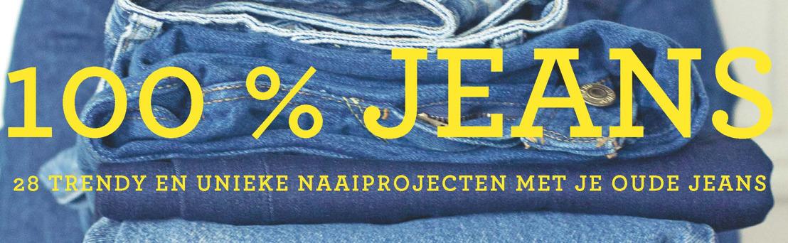 Geef je jeans een nieuw leven met '100% JEANS'