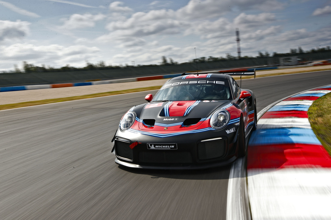 Preview, Porsche Motorsport GT2 Supersportscar Weekend, Spa-Francorchamps/Belgium