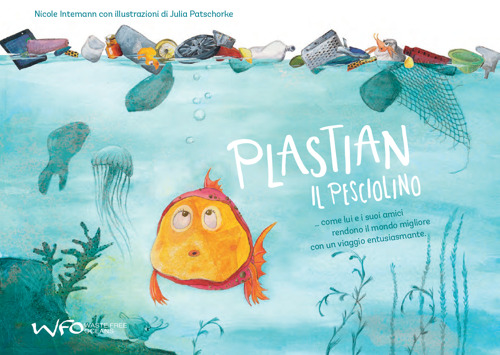 "WFO launches ""Plastian the little fish"" in Italian"