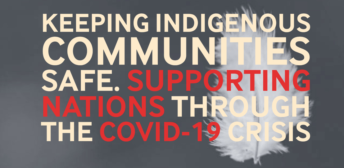 OneFeather Supporting First Nations and Communities Through the COVID-19 Crisis
