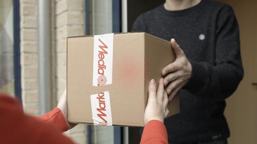 Vanaf nu kunnen online klanten van MediaMarkt zelf kiezen wanneer hun bestelling wordt geleverd
