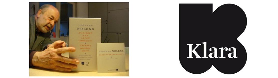 Klara viert 70ste verjaardag van dichter Leonard Nolens