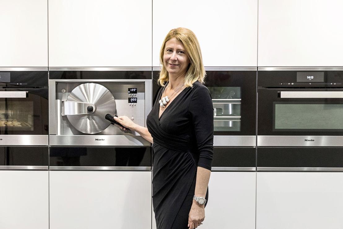 Raffaella Berardo Managing Director België/Luxemburg Miele