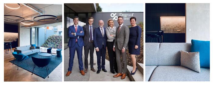 Degroof Petercam opent nieuw kantoor in Wemmel