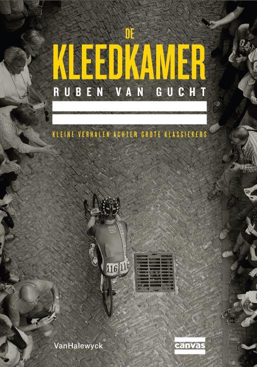 De kleedkamer - het boek (cover)