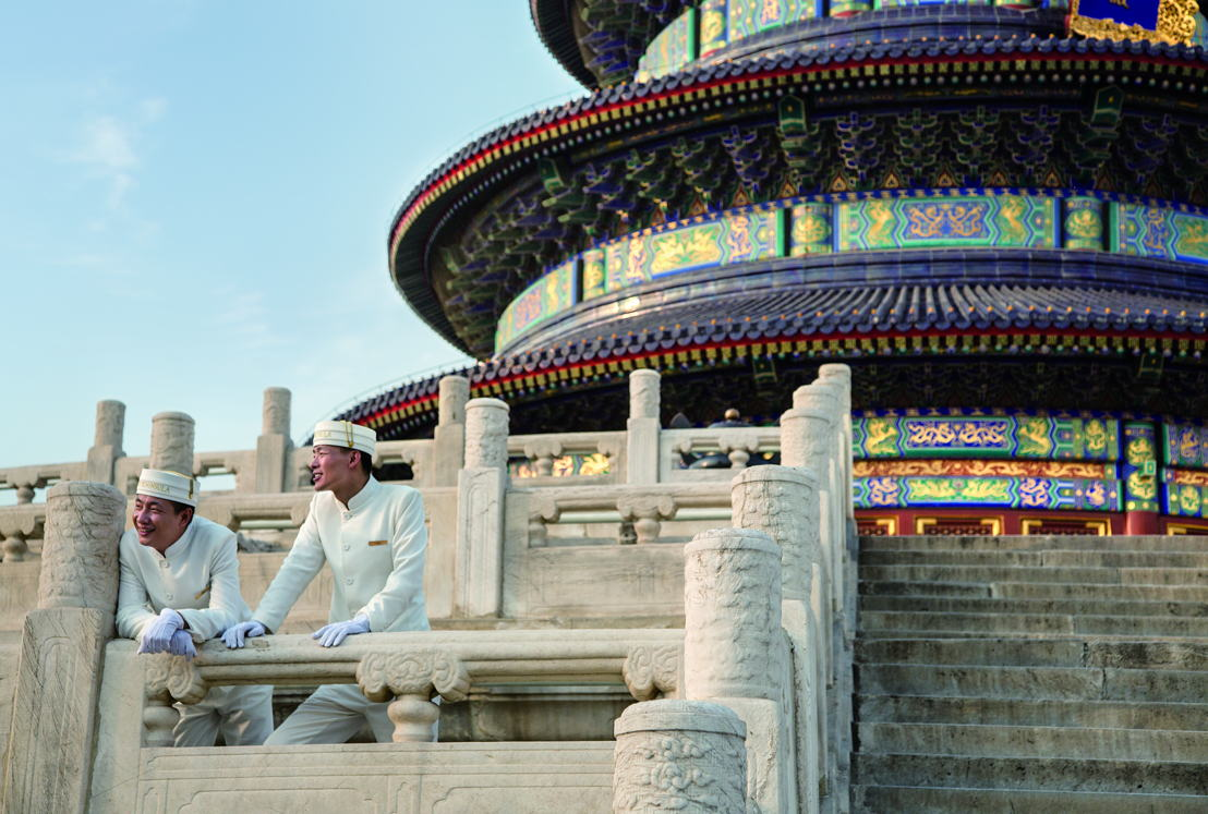 The Peninsula Beijing, Culture and Heritage of China