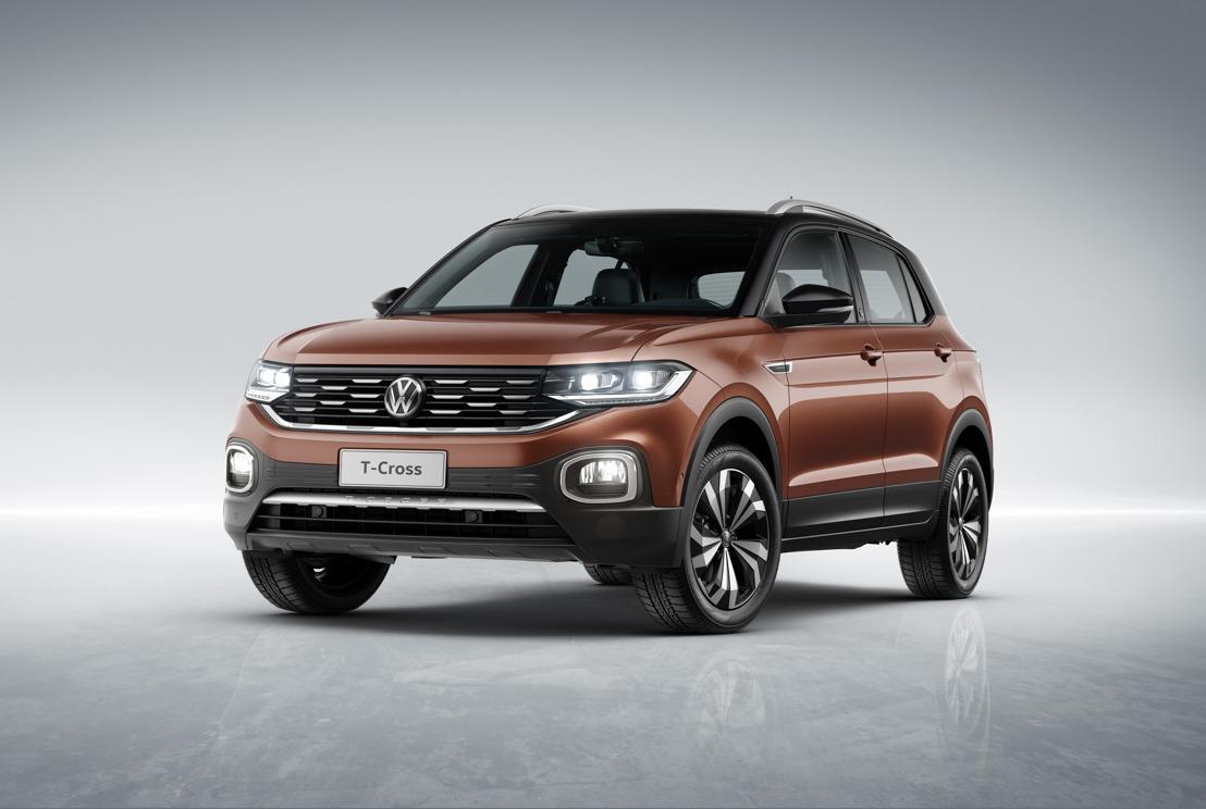 Volkswagen presenta en evento mundial el T-Cross, SUV que va a revolucionar el segmento
