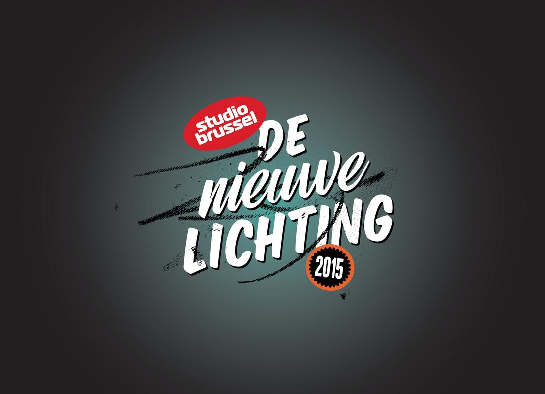 Studio Brussel geeft startschot voor De Nieuwe Lichting 2015