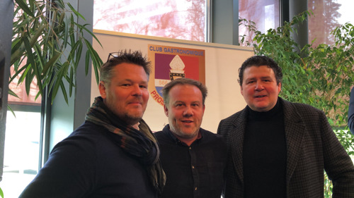 Club Prosper Montagné stelt nieuwe wedstrijd 'Eerste Patissier - Chocolatier van België' voor