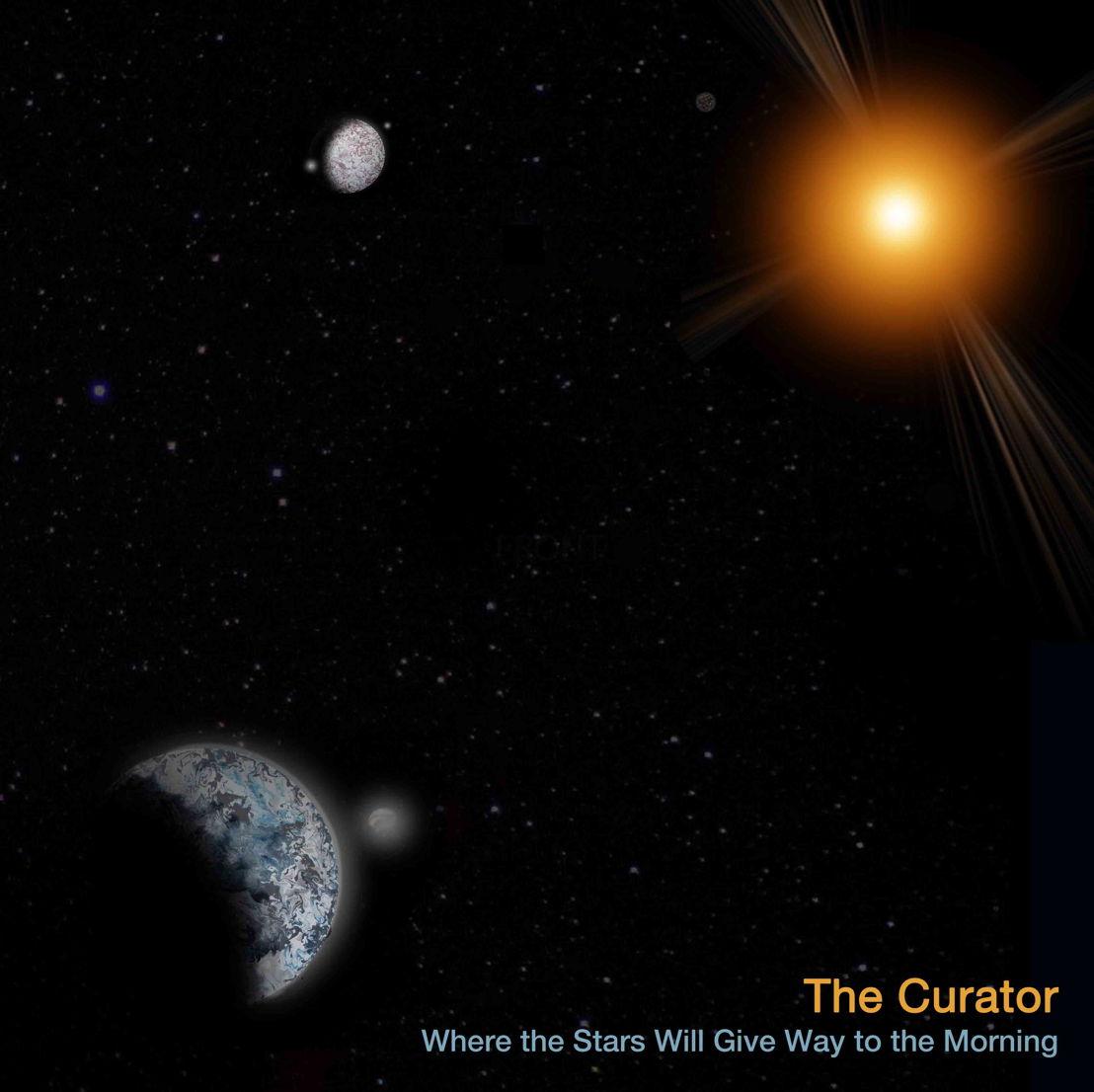 Where The Stars (Album Sleeve)