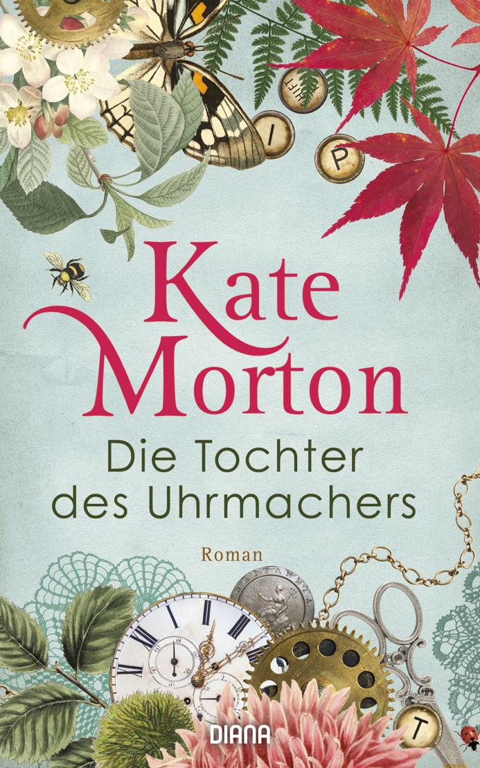 """Auch ihr neuer Roman """"Die Tochter des Uhrmachers"""" entführt die Leser wieder in die Vergangenheit."""