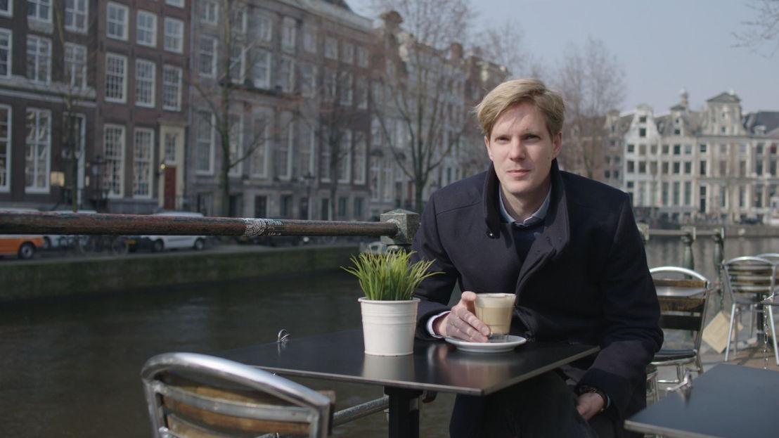 De Gouden Boekenuil - Joost de Vries - (c) VRT