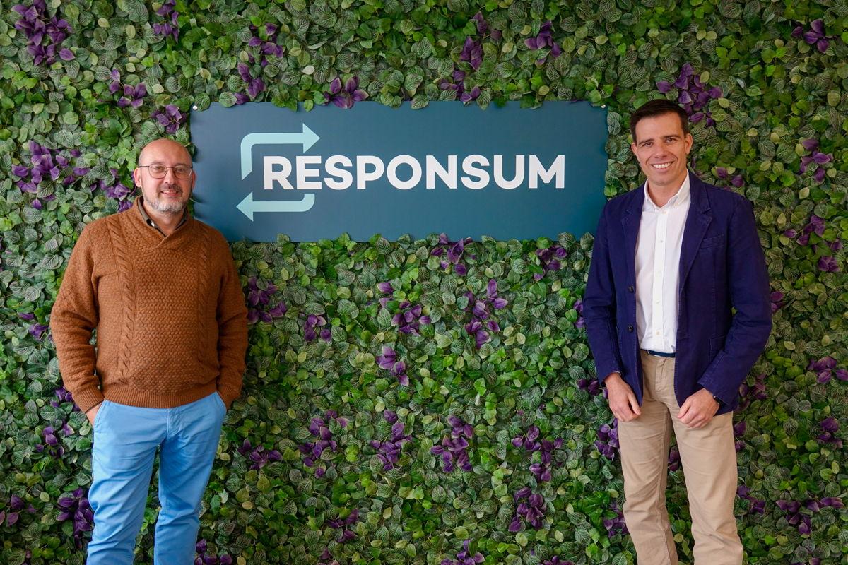 Co-founders Bavo Van den Heuvel (l) en Alex Van Cauwenbergh (r), tevens nieuwe CEO