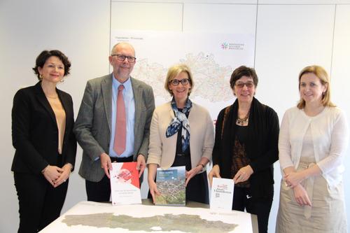 Vlaamse provinciebesturen starten met opmaak Provinciaal Ruimtelijk Beleidsplan