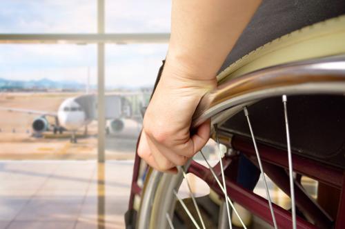 Треть аэропортов не готова принимать путешественников с инвалидностью