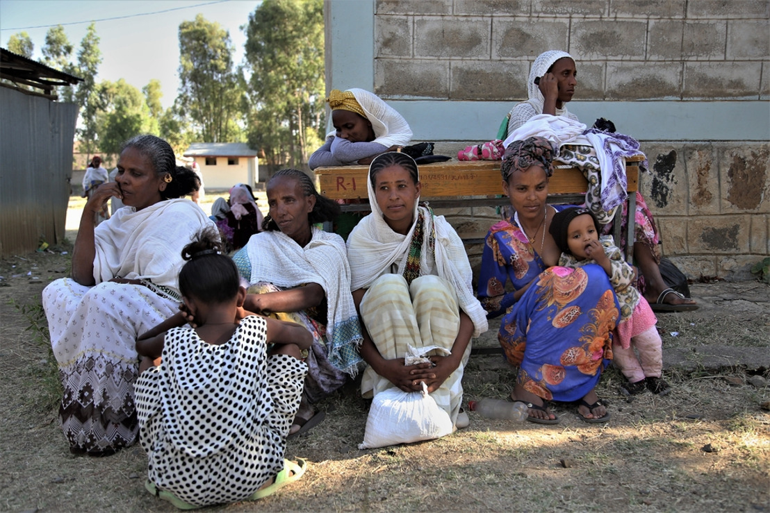 Ethiopia: Tigray's cities fill with displaced people fleeing insecurity and in need of aid