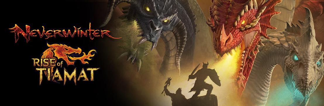 Epicka walka z Tiamat i jej sługusami rozpoczyna się już 18 Listopada wraz z premierą Neverwinter: Rise of Tiamat.