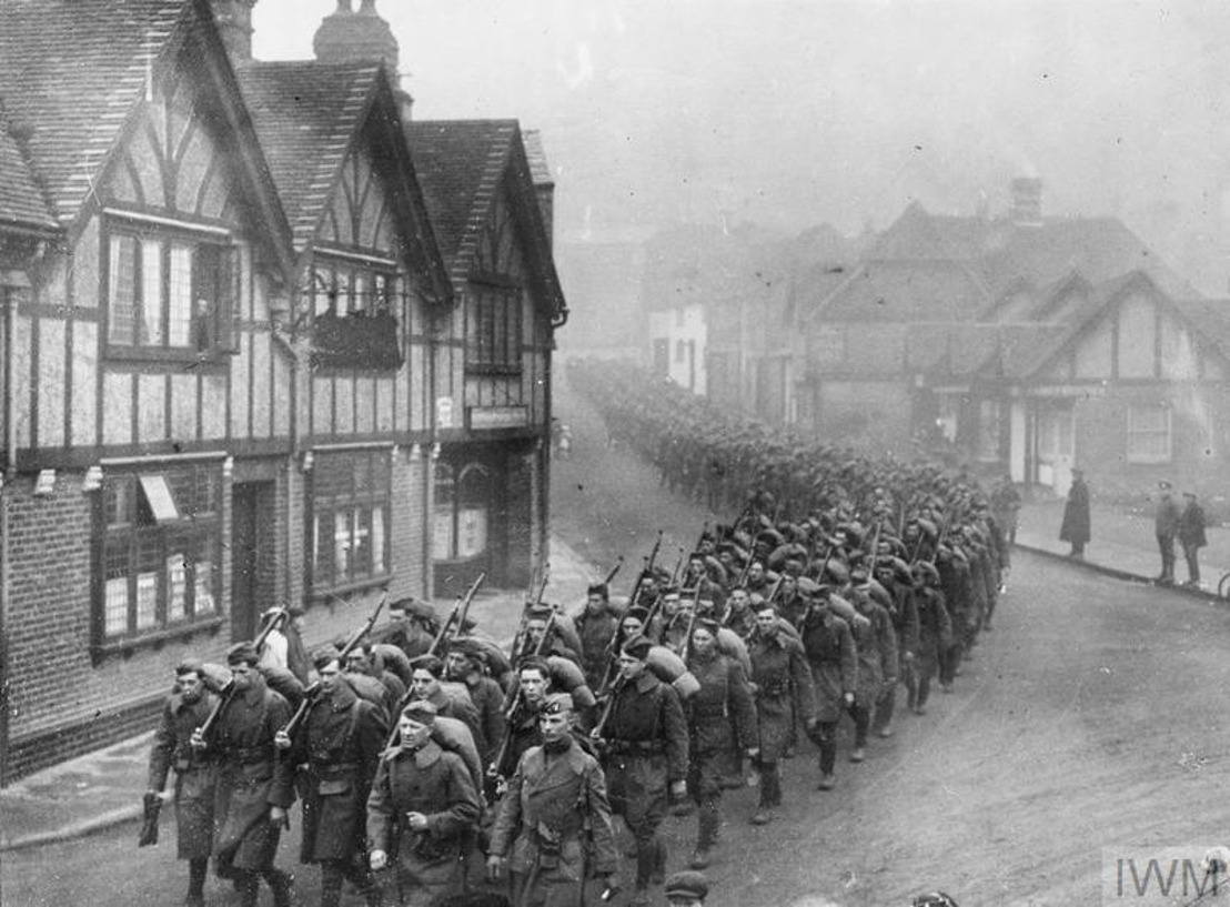 Armistice Day 2018: Events & Exhibitions in Winchester