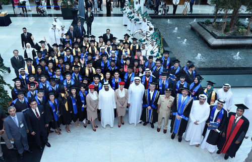 Emirates Group Security honours graduates of 2017